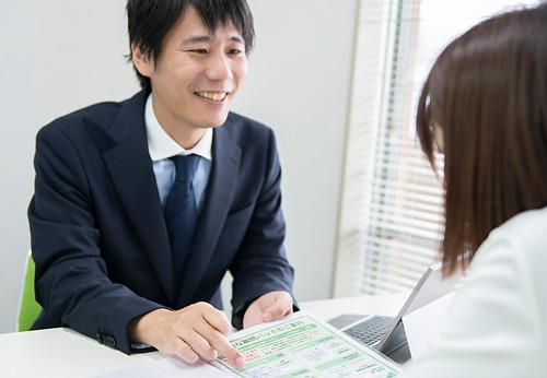 退職金 サービスの流れ-2-作成プランの提示